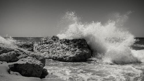 Atlantische Wellen