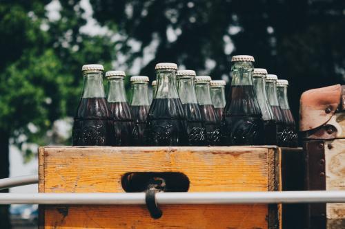 Always a Coke ...