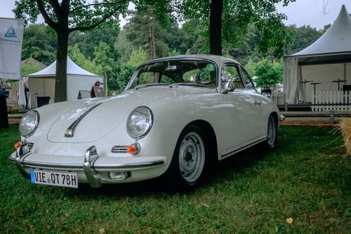 Klassischer Porsche 356