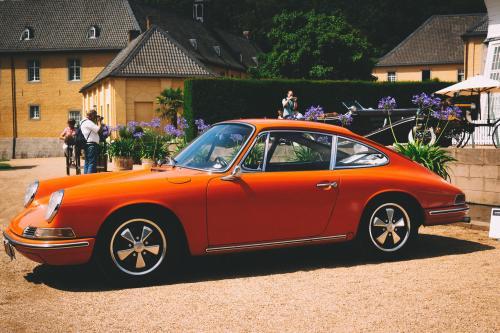 Klassischer Porsche 912