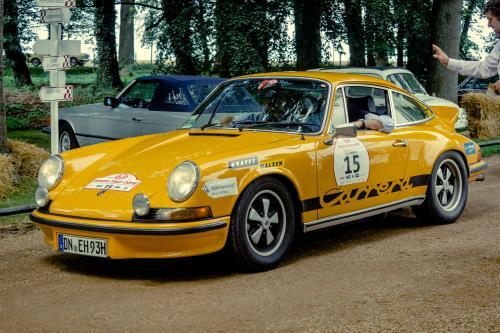 Klassischer Porsche Carrera