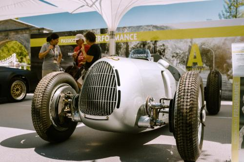 Auto Union Grand Prix Typ C