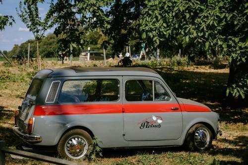 Fiat 500 Kastenwagen