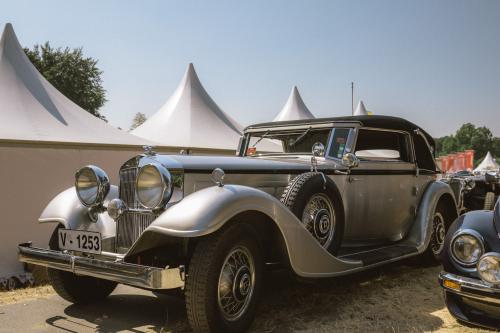 Horch 780 Sport Cabriolet