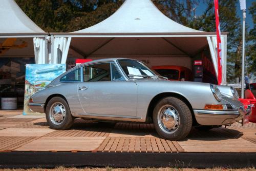 Klassischer Porsche 911