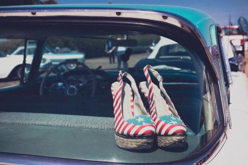 Stars 'n' Stripes  Schuhe