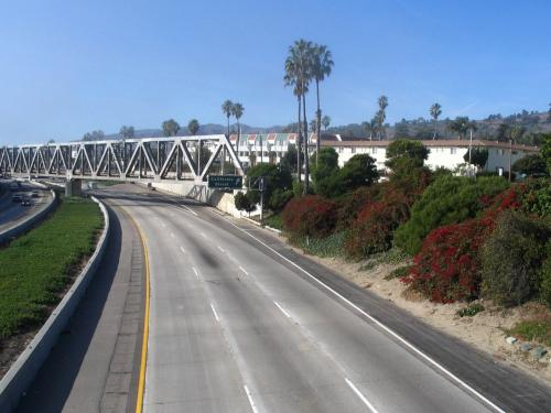 Freeway 101 bei Ventura