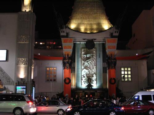Sid Grauman's Chinese Theater, Hollywood