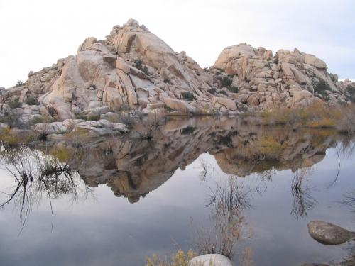 Barker Dam im Joshua Tree National Park