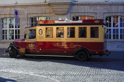 Der Belvedere-Expresss