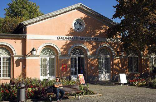Das Bauhaus-Museum in Weimar