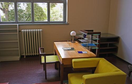 Arbeitszimmer von Walter Gropius