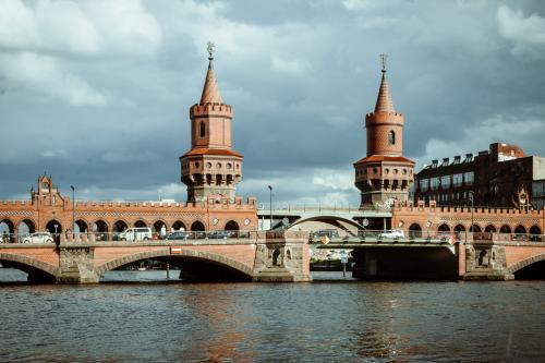 Die Oberbaumbrücke