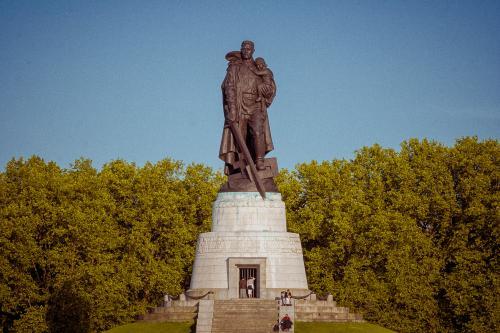 Sowjetisches Ehrenmal in Treptow